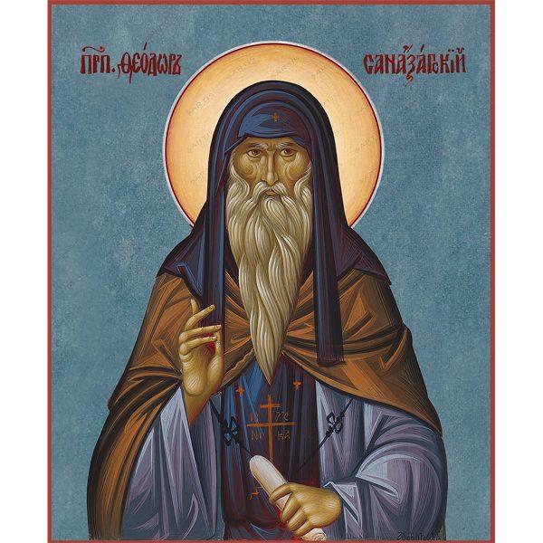Θεόδωρος Σαναζάρσκι (ΜΠΛΕ ΦΟΝΤΟ)