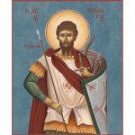 Θεόδωρος Τήρων (ΜΠΛΕ ΦΟΝΤΟ)