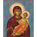 Μυροβλίτισσα Ι Μ Αγίου Παύλου (ΜΠΛΕ ΦΟΝΤΟ)