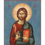 Χριστός 2 (ΜΠΛΕ ΦΟΝΤΟ)