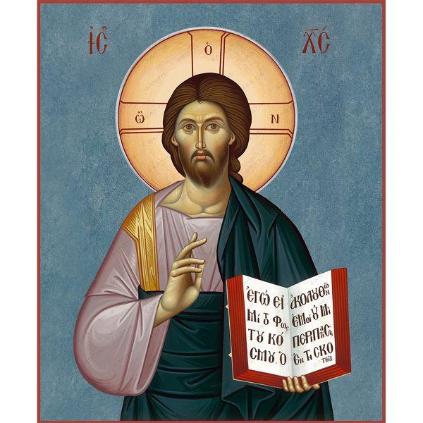 Χριστός 3(ΜΠΛΕ ΦΟΝΤΟ)