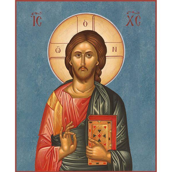 Χριστός 4 (ΜΠΛΕ ΦΟΝΤΟ)