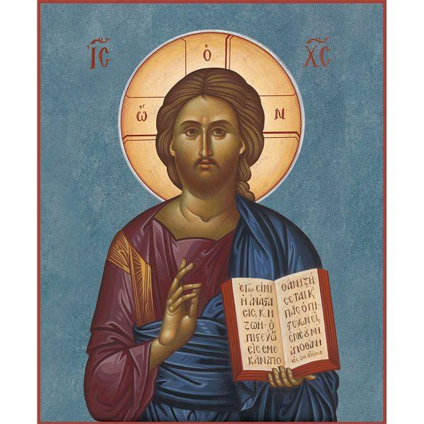 Χριστός 5 (ΜΠΛΕ ΦΟΝΤΟ)