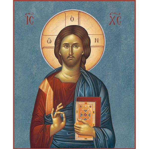 Χριστός 7 λαστ(ΜΠΛΕ ΦΟΝΤΟ)