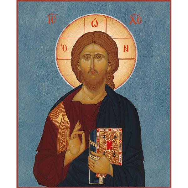 Χριστός 8 (ΜΠΛΕ ΦΟΝΤΟ)