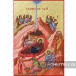 εικονα η γεννηση του χριστου