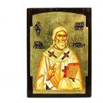 εικονα αγιος επισκοπος θεραπων κυπρου