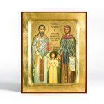 Άγιοι Ραφαήλ και Νικόλαος