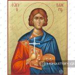 εικονα αγιος βαλεριος