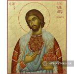 εικονα αγιος αλεξανδρος νιεφσκι